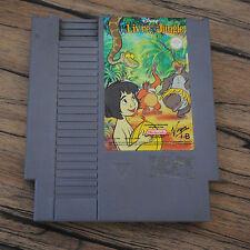 Jeu LE LIVRE DE LA JUNGLE (Jungle Book) pour Nintendo NES
