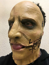 Slipknot Corey Replica Mask Dead Skin Face Latex Halloween Metal Party Masks