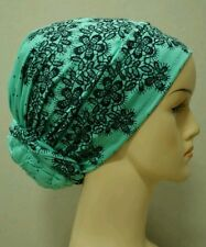 Soft Practical Women's Hat Turban for Cancer, Chemo, Chemotherapy, Hair Loss.