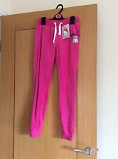 Girls Joggers From M&S Age 9-10 BRAND NEW WITH TAGS Hello Kitty