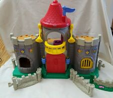 2003 Fisher Price Little People  Lil' Kingdom Castle #C1159