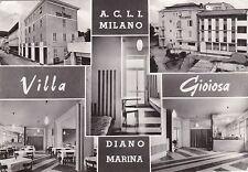# DIANO MARINA: VILLA GIOIOSA- ACLI MILANO