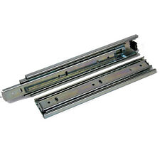 600mm DRAWER RUNNER / FRIDGE SLIDE.  ZINC PLATED  45kg Rated  4WD FRIDGE SLIDE