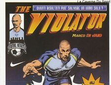 I - MARCO DI VAIO THE VIOLATOR RARE UPDATE STICKER CALCIATORI 2003 PANINI
