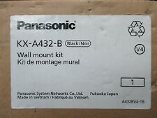 NEW - Panasonic KX-A432 B Wall Mount Bracket for UT113 UT123 DT521 Telephone