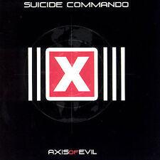 Axis of Evil by Suicide Commando (CD, Oct-2003, Metropolis)
