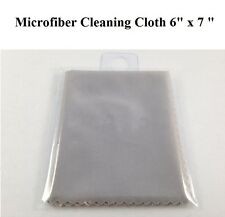 1pk Microfiber Cleaning Cloths For Tablet Apple Products Galaxy Lens Touch