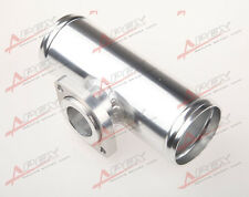"""UNIVERSAL 3.0"""" TYPE-S-RS BLOW OFF VALVE ADAPTER TURBO ALUMINUM FLANGE PIPE TUBE"""