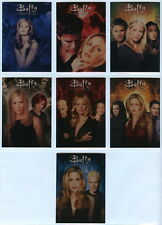 2017 Buffy Ultimate Collector's Set series 2 complete Montage foil set (7 cards)