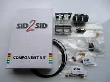 Actualizado-Commodore 64 piezas Kit para el SID2SID segundo Sid 6581 & 8580