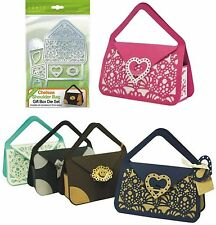 TONIC STUDIOS CHELSEA SHOULDER GIFT BAG DIE SET 764e 10 DIE SET