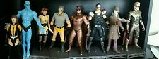 D.C. Direct Action Figures - The Watchmen Collector's Set - Comedian Rorschach