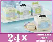 12x My Little Man Baby Boy Shower Christening Baptism Favours Gift Candy Box