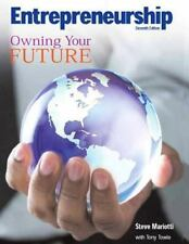 NEW - Entrepreneurship: Owning Your Future (High School Textbook) (11th Edition)