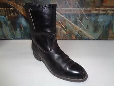 Red Wing Black Roper Western Cowboy Boots Sz 10E