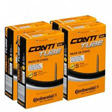 10 x Conti RACE 28 700c inner tube 60mm valve + 10 x CO2 Gas 16g threaded bottle