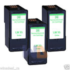 3 Color Lexmark 33 Ink Cartridge For X7170 X7350 X8350 P4330 P4350 P6210 Printer