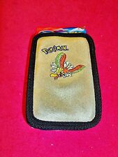 Game Boy Color Pokemon Carrying Case Gold