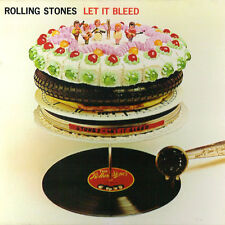 ROLLING STONES LET IT BLEED NEW SEALED VINYL LP IN STOCK