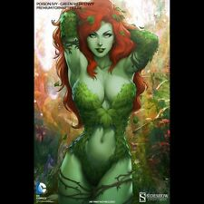 Sideshow Poison Ivy Green Premium Format Figure LE 1/4 Scale Statue NEW Batman