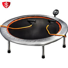 Workout Mini Trampoline Fitness Exercise Circuit Trainer Rebounder Kids Jumping