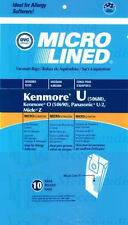 10 Vacuums Bags for Kenmore 5068 50688 50690 (TYPE O )
