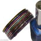 20 Rolls Foil Sticker Tape Shiny Laser for Nail Arts&Crafts Must Have Wholesale