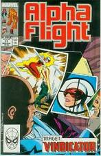 Alpha Flight # 77 (USA, 1989)