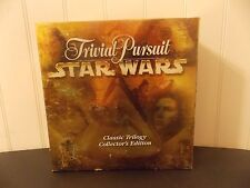 STAR WARS Trivial Pursuit~Classic Trilogy Collectors Edition~Complete~Electronic