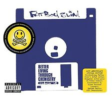 FATBOY SLIM - BETTER LIVING THROUGH CHEMISTRY (20TH ANNIVERSARY)  2 CD NEU