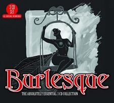 Burlesque: the absolutely Essential 3cd 3 CD NUOVO