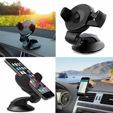 New Car Windshield Mount Bracket Stand Holder for GPS BlackBerry Huawei Xiaomi