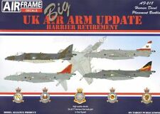 Model Alliance 1/32 UK Air Arm Update Harrier Retirement # 32218