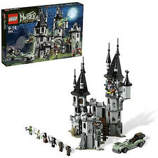 Lego Monster Fighters Vampyre Castle 9468 New Factory Sealed Set w Minifigs