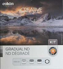 Cokin densità neutra graduale filtro ND SERIE P ND KIT h3h0-25 serie P NUOVO