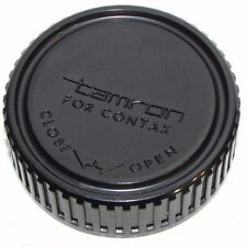Used Tamron For Contax Rear Lens Cap Made in Japan B00606