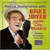 Musical Depreciation: Original Recordings 1942 - 1950, Jones, Spike, Very Good C