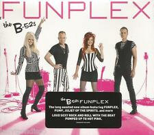 THE B-52s - FUNPLEX - PINK COVER - BRAND NEW & SEALED DIGIPAK