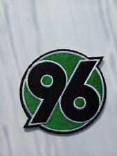 Aufnäher Patch FC Fußball Football club Hannover 96 Logo Iron on Bügelbild 7cm