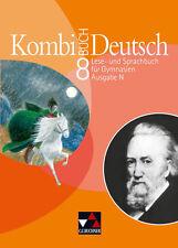 Kombi-Buch Deutsch - Ausgabe N / Kombi-Buch Deutsch N 8 [Hardcover] [Feb 02, ...