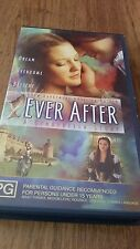 EVER AFTER A CINDERELLA STORY - DREW BARRYMORE, ANGELICA HUSTON - VHS VIDEO