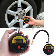 Car Motorcycle Bike Tire Tyre 300PSI Air Pressure Gauge Digital Tester