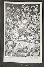 Usagi Yojimbo  Stan Sakai 1988 signed limited edition print   #2585 out of 2700