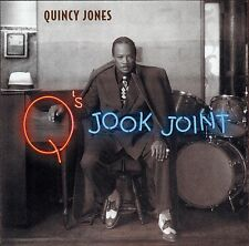 Quincy Jones-Q 's Jook Joint/CD (Qwest Records 1995) - come nuovo