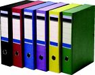 A4 STRONG COLOURED BOX FILES VARIOUS COLOURS **YOU CHOOSE** FREE DELIVERY