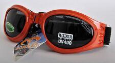 Sundog 80797 Skin Diver Goggles Orange/Smoke