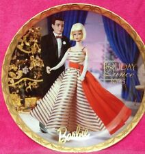 Barbie Collectors Plate Holiday Dance 1965 Limited Edition #13265