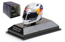 Minichamps Arai Helmet Valencia European GP 2010 - Sebastian Vettel 1/8 Scale