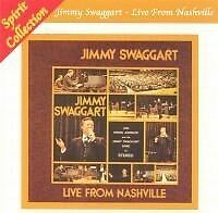 "JIMMY SWAGGART CD ""Live From Nashville"" COUNTRY GOSPEL 4 medleys/29 songs 78mins"