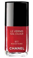 CHANEL Nail Colour Polish 677 Rouge Rubis Le Vernis new in box
